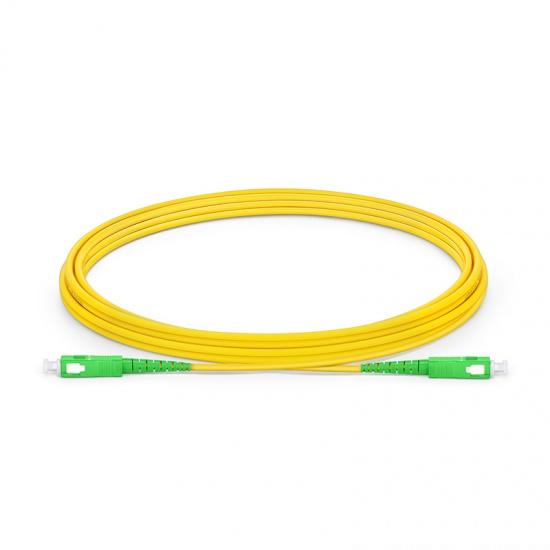 3m SC/APC-SC/APC 单工单模 OS2光纤跳线 -2.0mm LSZH