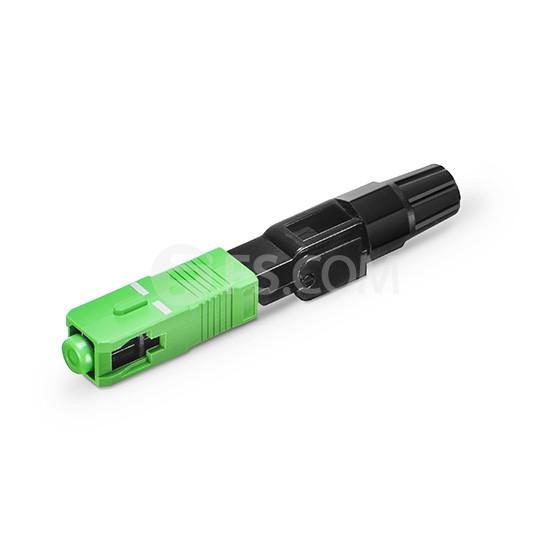 预埋式 SC/APC单模 光纤快速连接器