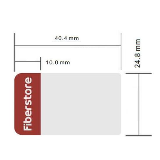 定制标签 专用于1000BASE-T GBIC RJ-45 100m 电口模块 2000pcs