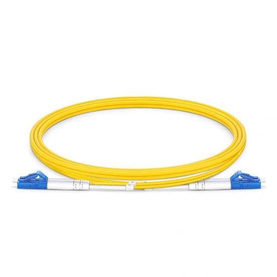 LC/SC/FC/ST/LSH/MU 双工单模OS2弯曲不敏感光纤跳线
