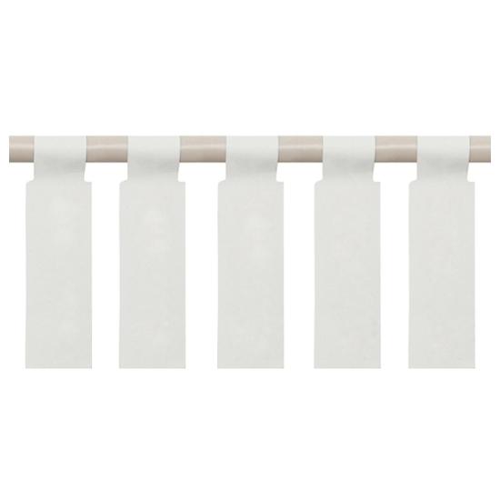 A4  P型标签纸-300pcs / 10片,白色