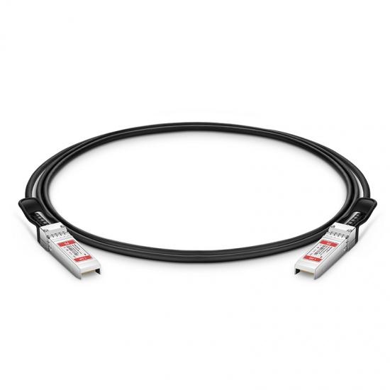 1.5m 迈络思(Mellanox)兼容  MCP2M00-A01A SFP28 转 SFP28 无源铜芯高速线缆 30AWG
