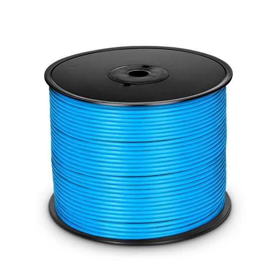 Cat 6  Netzwerkkabel Verlegekabel-ungeschirmt(UTP) Solid PVC CMP-305m (1000ft)/Rolle-Blau