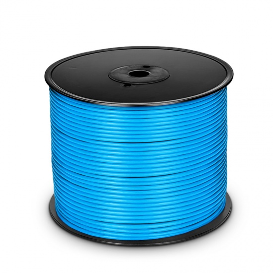 305m Cat6六类非屏蔽(UTP)网线-蓝色 - PVC CMP