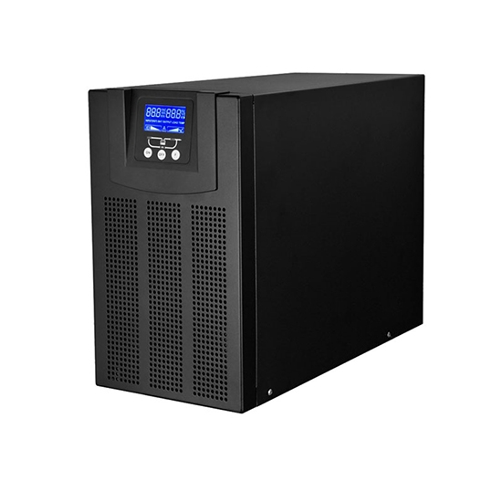2kVA/1600W,单相双变换在线式UPS 不间断电源,不含电池