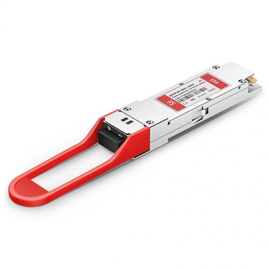Cisco QSFP-100G-ER4L-S Compatible 100GBASE-ER4 QSFP28 1310nm 40km DOM Transceiver Module