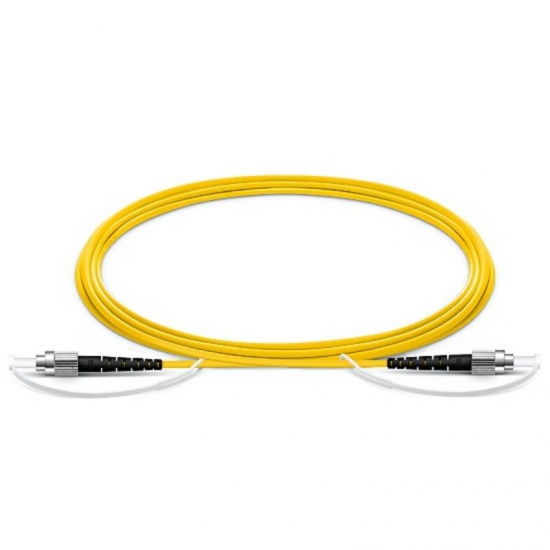 定制LC/SC/FC/ST 单工单模慢轴PM保偏光纤跳线