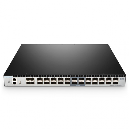 T8050-20Q4C 20-Port 40GE QSFP+ with 4 100GE QSFP28 Ports Network TAP Aggregation