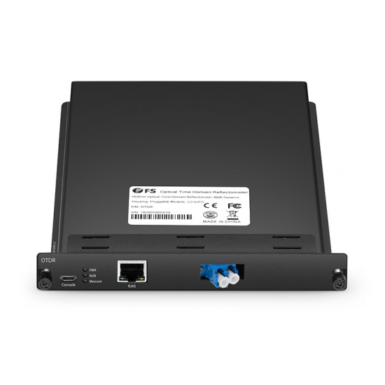 定制集成光时域反射仪(OTDR),用于FMT多业务传输