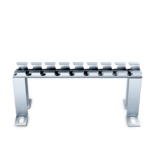280mm T型网格桥架机柜支架