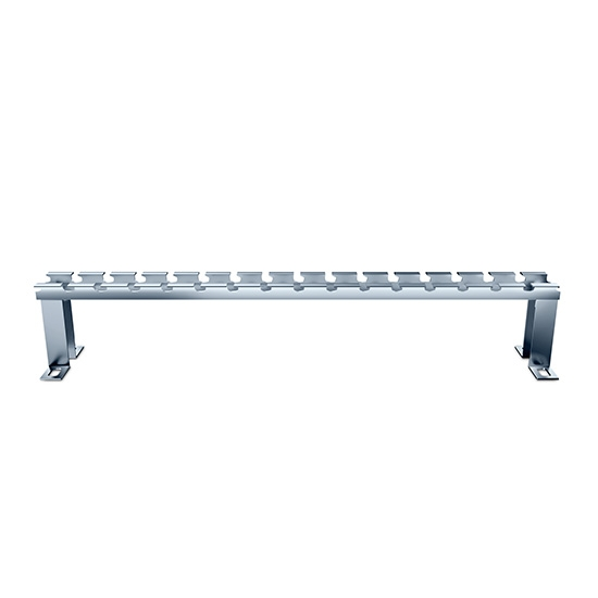 480mm T型网格桥架机柜支架