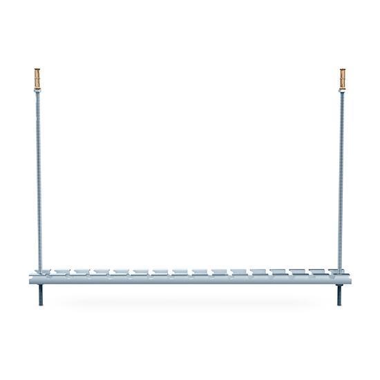 480mm T型网格桥架双吊装支架