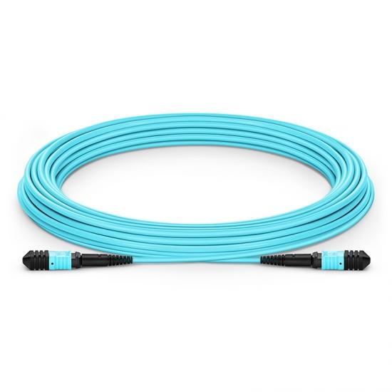 Personaliza cable troncal fibra óptica Senko MPO 12 fibras tipo B OS2 9/125 3.0mm