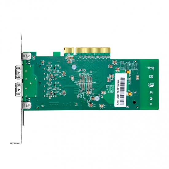 Intel® X710-BM2 Dual-Port 10 Gigabit SFP+ PCIe 3 0 x8, Ethernet Network  Interface Card