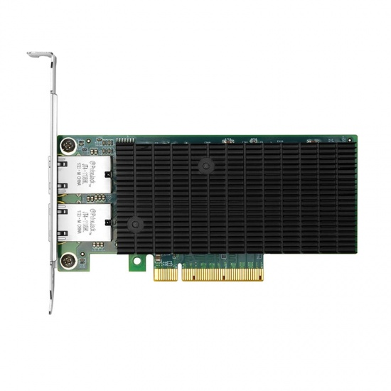 Intel® X540-BT2 Dual-Port 10GBase-T PCIe 2.1 x8, Ethernet Network Interface Card