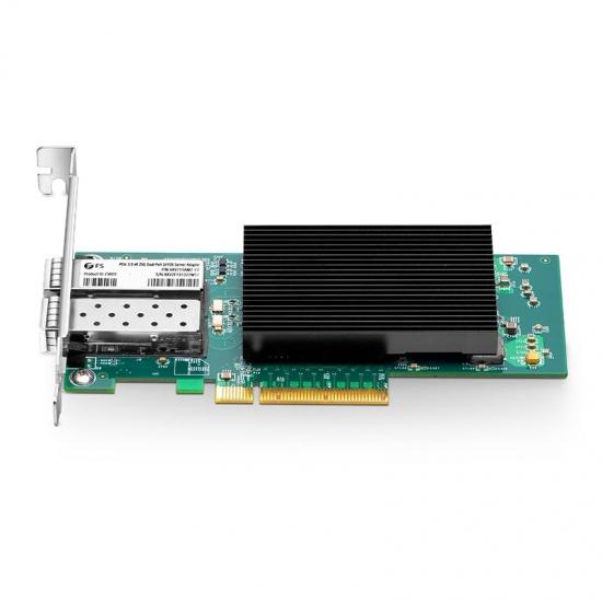 Intel® XXV710 Dual-Port 25 Gigabit SFP28 PCIe 3 0 x8, Ethernet Network  Interface Card