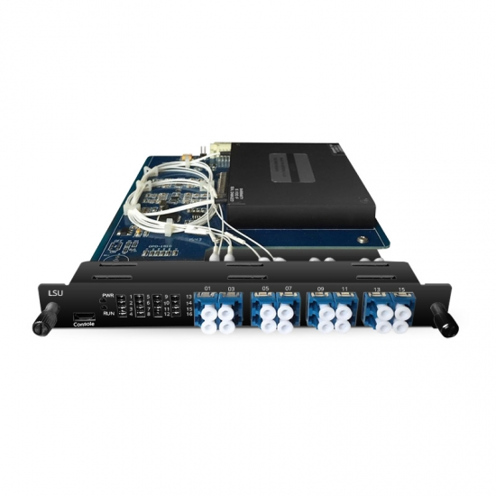 定制LSU光源监测系统,用于FMT多业务传输平台,插卡式