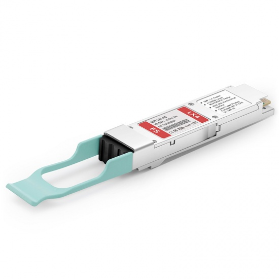 Avaya QSFP-40G-UNIV Compatible 40GBASE-LX4 QSFP+ 1310nm 2km LC DOM Transceiver Module for SMF&MMF