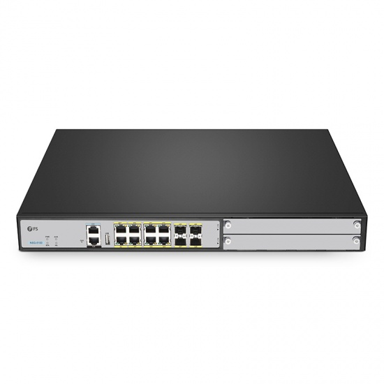 NSG-5100 Next-Generation Firewall for Medium-sized Enterprises and Data Centers