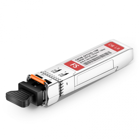 Generic Compatible 25G CWDM SFP28 1570nm 10km DOM Transceiver Module