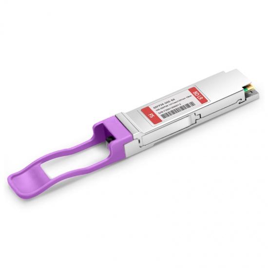 中性(Generic)兼容50GBASE-BX10-U 50G BiDi QSFP28单纤双向光模块 1271nm-TX/1331nm-RX 10km DOM