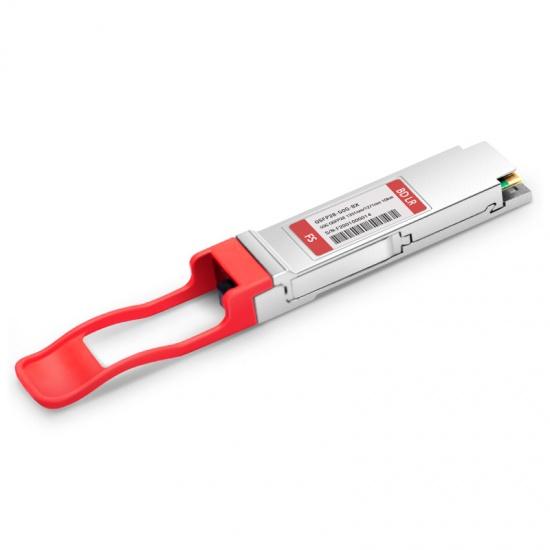 中性(Generic)兼容50GBASE-BX10-D 50G BiDi QSFP28单纤双向光模块 1331nm-TX/1271nm-RX 10km DOM