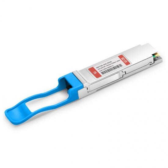 中性(Generic)兼容50GBASE-BX40-U 50G BiDi QSFP28单纤双向光模块 1295nm-TX/1309nm-RX 40km DOM