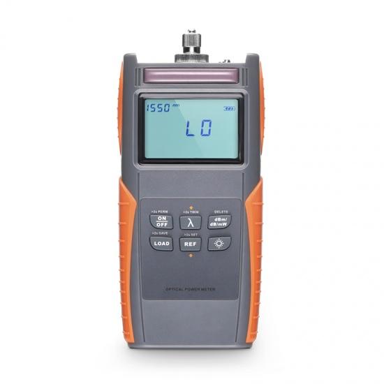 FOPM-203 手持式光功率计 (-70~+10dBm) ,带2.5mm FC+SC+ST 连接头