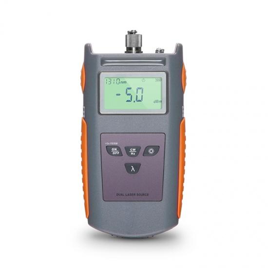 FOLS-203 手持式光源 (1310/1550nm) ,带2.5mm FC+SC+ST 连接头