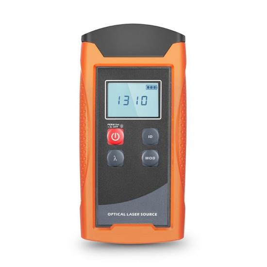 FOLS-201 手持式光源 (1310/1550nm) ,带2.5mm FC+SC 连接头