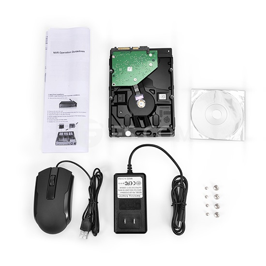 9CH Network Video IP Recorder