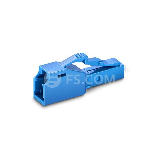 LC/UPC Singlemode Fixed Fiber Optic Attenuator, Male-Female, 2dB