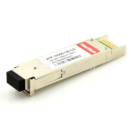 Cisco Compatible 10-Gigabit Ethernet XFP 1550nm 120km DOM Module Émetteur-Récepteur Optique