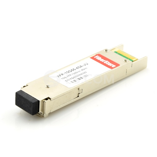 Juniper Networks XFP-10G-E-OC192-IR2 Совместимый 10GBASE-ER/EW и OC-192/STM-64 IR-2 Модуль XFP 1550nm 40km DOM