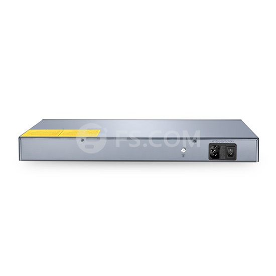 24-Port Gigabit PoE+ Managed Switch with 4 SFP, 600W