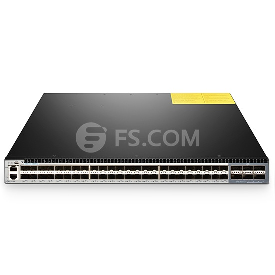 T5850-48S6Q 48-Port 10GE SFP+ with 6 40GE QSFP+ Ports Network TAP Aggregation