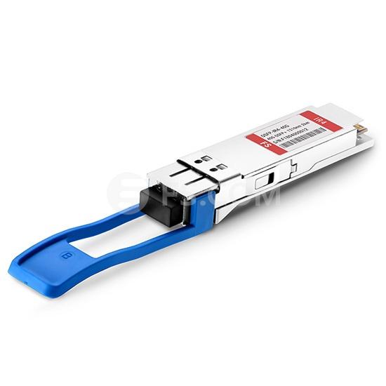 Cisco WSP-Q40GLR4L Compatible 40GBASE-LR4L QSFP+ 1310nm 2km LC DOM Transceiver Module