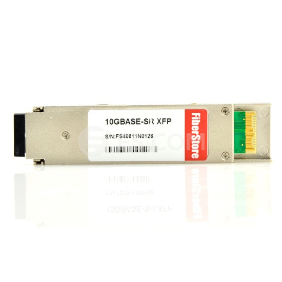HPE H3C JD117A Compatible 10GBASE-SR XFP 850nm 300m DOM Transceiver Module