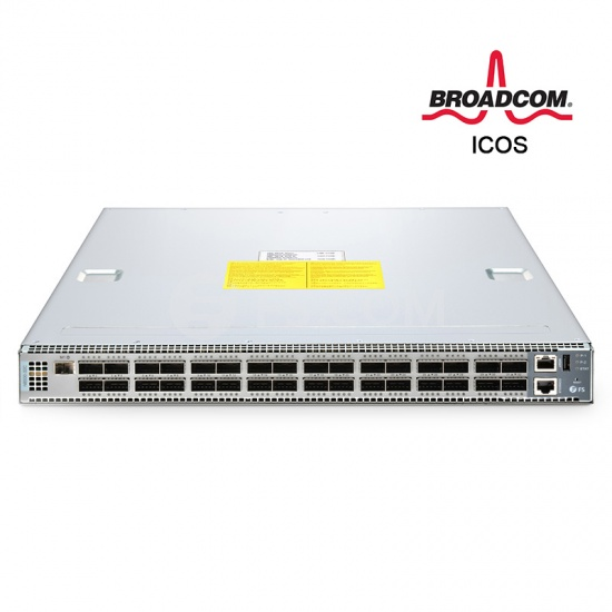 N8500-32C (32*100Gb) 100Gb Spine/Core Layer Switch with L2/L3 ICOS