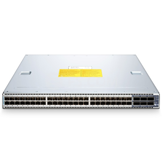 N5850-48S6Q (48*10GbE+6*40GbE) 10G SDN Switch with L2/L3 ICOS