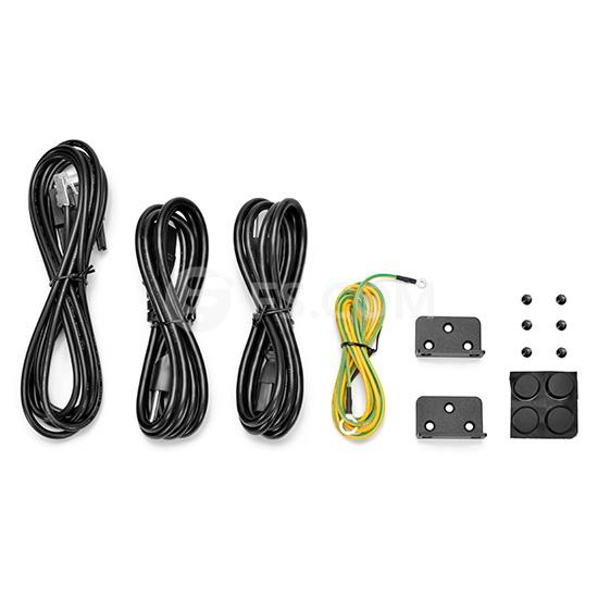 Switch/Commutateur Gigabit Géré Empilable 24-Ports 10/100/1000BASE-T avec 4 10GE SFP+ Uplinks, Double Puissance, S3800-24T4S