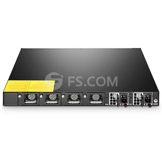 S5850-48S2Q4C 48-Port 10GE SFP+  L2/L3 Carrier Grade Switch with 6 Hybrid 40G/100G Uplink Ports