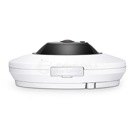 4MP 360 IP cámara domo de visión de luz baja