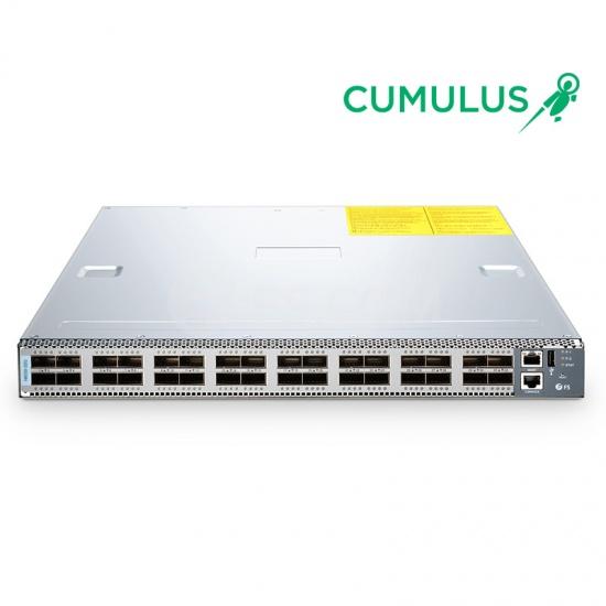 N8000-32Q (32*40Gb) 40Gb L2/L3 SDN Switch with Cumulus® Linux® OS