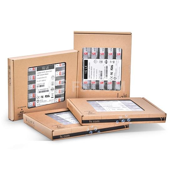 Cisco GLC-LH-SMD Compatible 1000BASE-LX/LH SFP 1310nm 10km DOM Transceiver Module