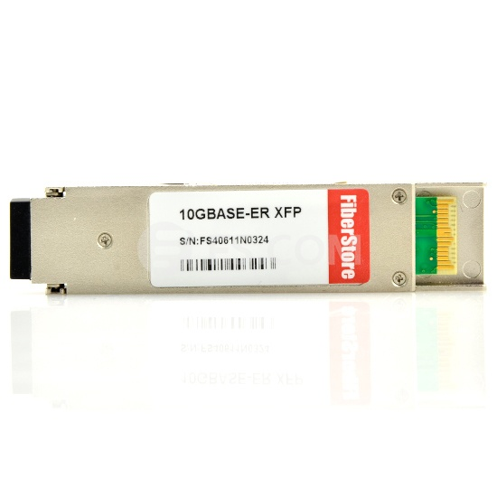 HPE H3C JD121A Compatible 10GBASE-ER XFP 1550nm 40km DOM Módulo Transceptor