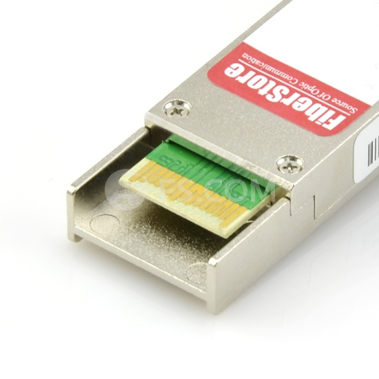 Cisco XFP10GER-192IR-L Compatible 10GBASE-ER/EW and OC-192/STM-64 IR-2 XFP 1550nm 40km DOM Transceiver Module