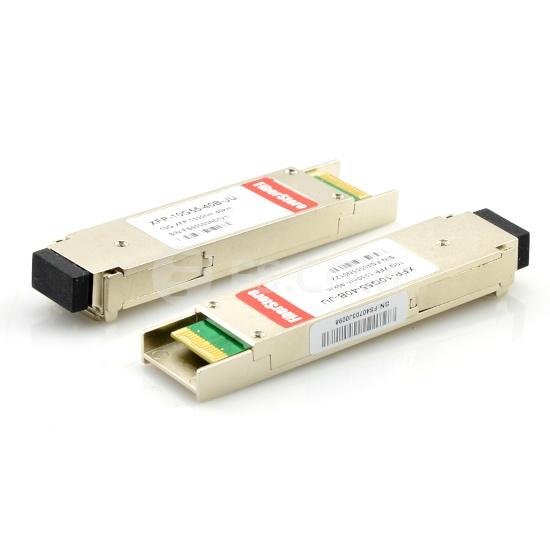 Juniper Networks XFP-10GE-ER Compatible 10GBASE-ER XFP 1550nm 40km DOM Module Émetteur-Récepteur Optique