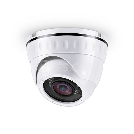 3MP Indoor/Outdoor Dome IP Camera With Infrared