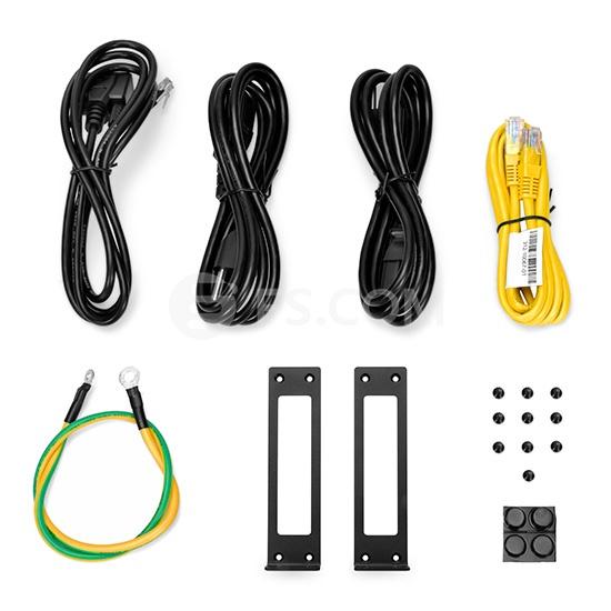S5800-8TF12S 12 Switch L2/L3 Administrable Gigabit de Puertos 10GE SFP+ con 8 Combo Puertos RJ45/SFP